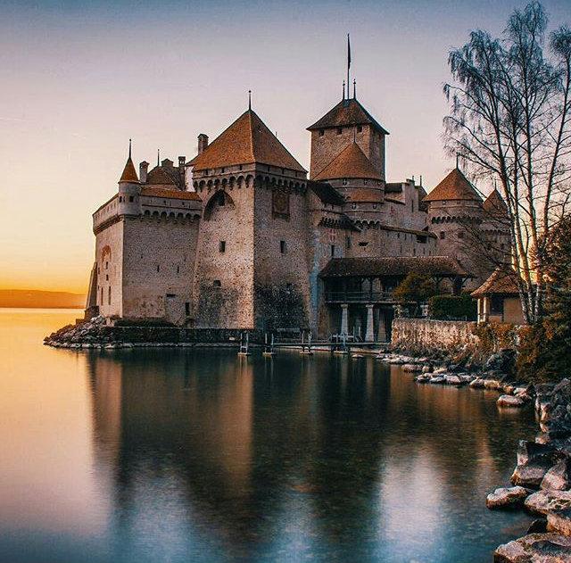 3. Svizzera, il Castello di Chillon