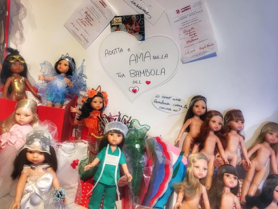 ospedale delle bambole