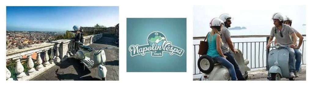"Napoli in Vespa Tour: ""Wanna be napuletano""?"