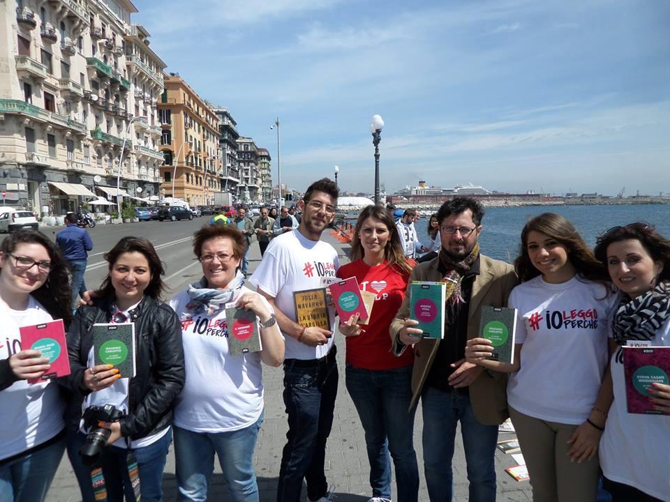 Festa del libro Napoli