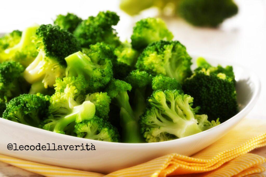 Sulforafano, molecola dei broccoli potente contro il cancro orale