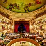 Festa del libro in tutto il globo tra librerie mozzafiato
