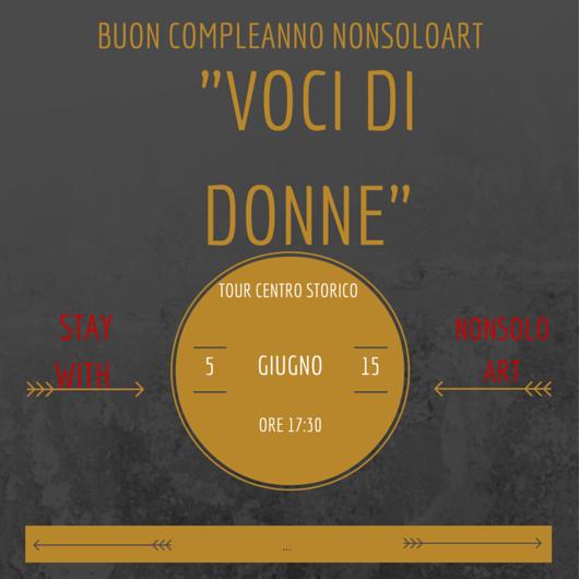 Passeggiata culturale: Voci di donne tra i vicoli Napoli