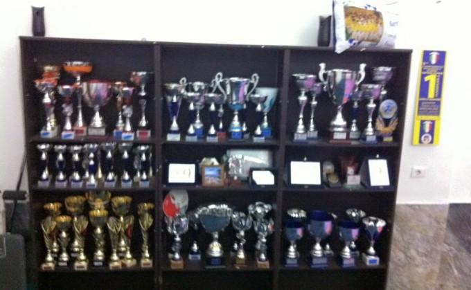 giovani campioni del karate quartieri spagnoli