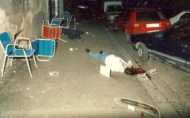 Napoli, Ponticelli ricorda le vittime del Bar Sayonara