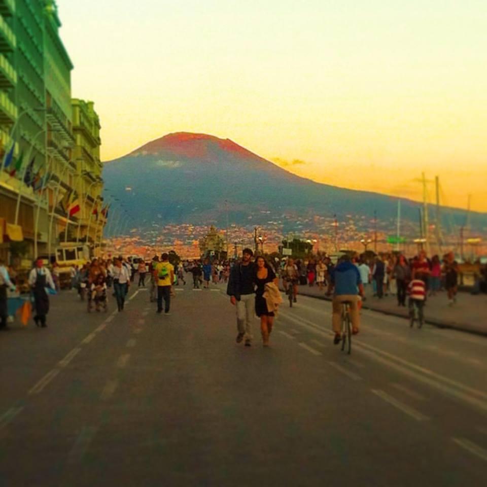 Napoli, attimi fuggenti di Valeria Russo