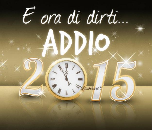 2015 addio