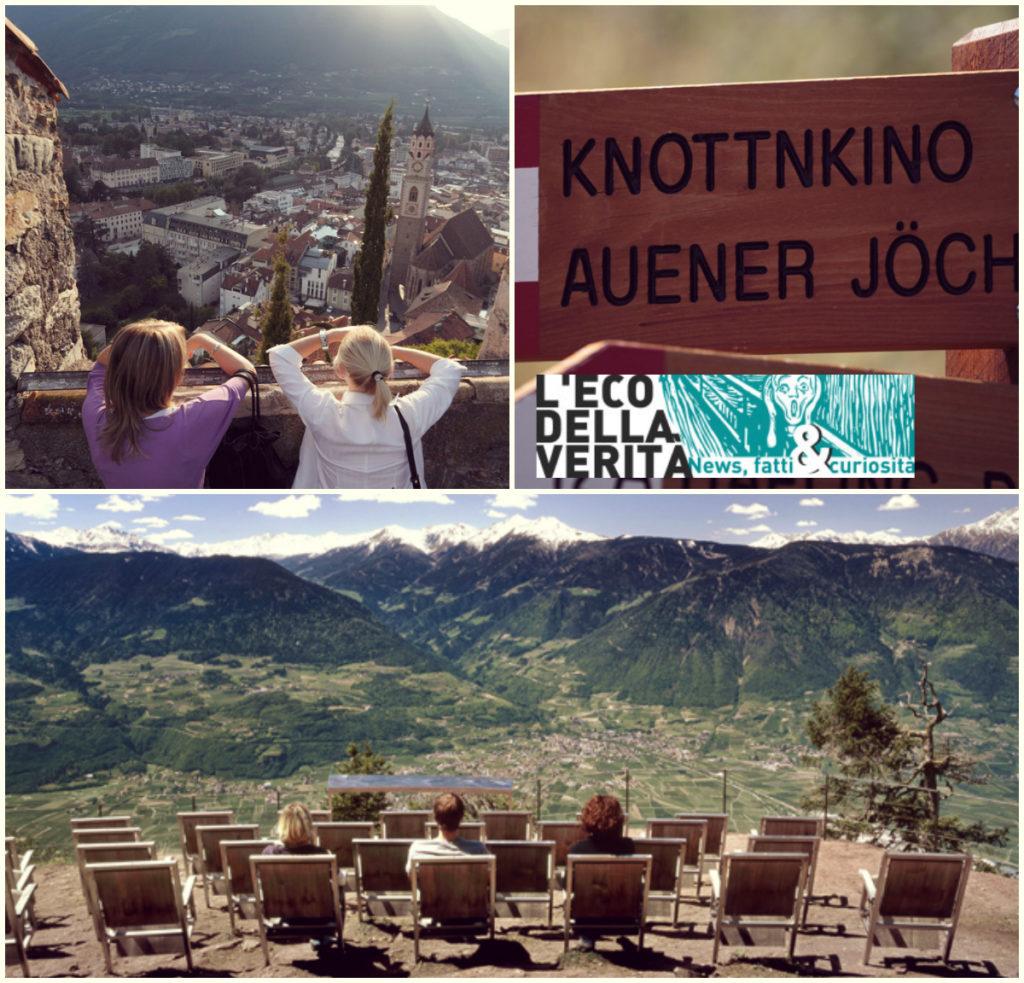 Knottnkino, al cinema con la natura