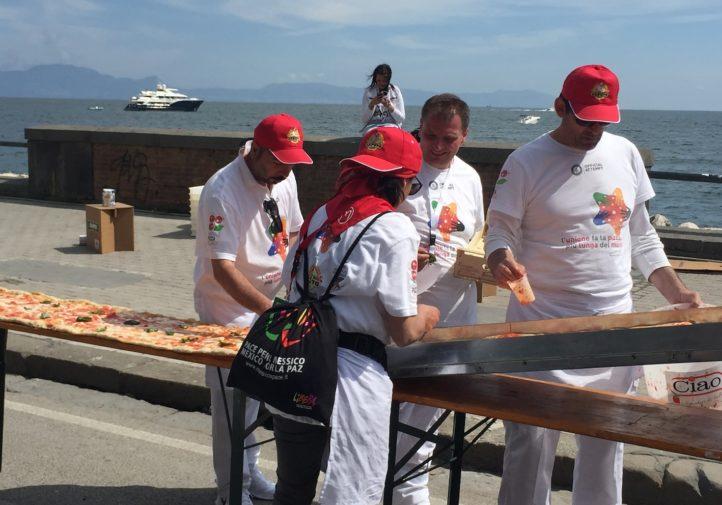 napoli pizza record