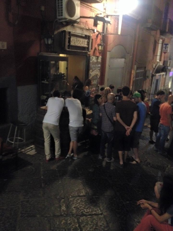 Il mio giro nei Quartieri Spagnoli con NonSoloArt