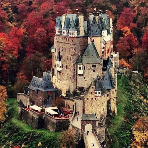 i 5 castelli più belli del mondo