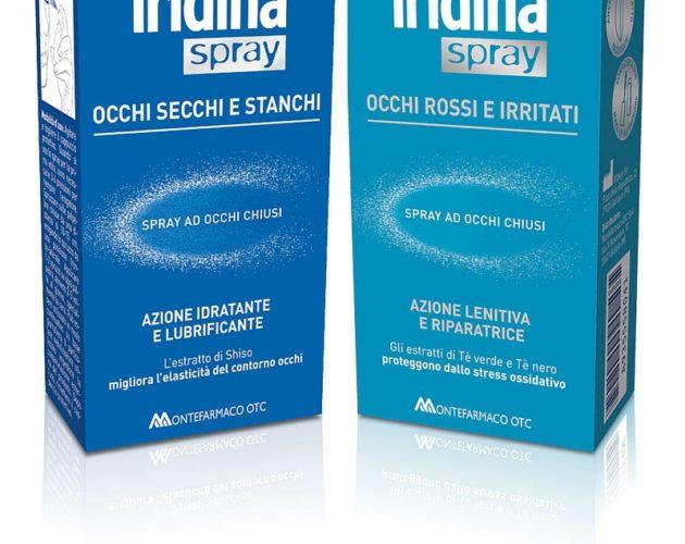 Iridina Spray