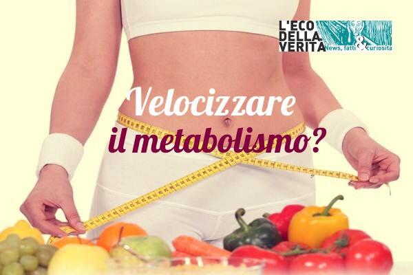 fregare il metabolismo