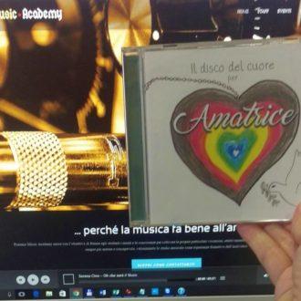 Istituto Pontano- Il disco per Amatrice