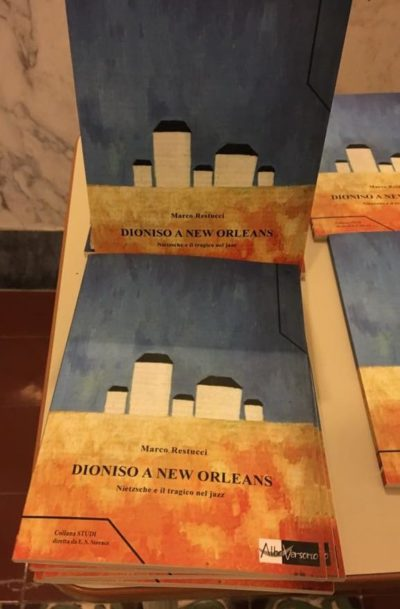 Marco Restucci Dioniso a New Orleans