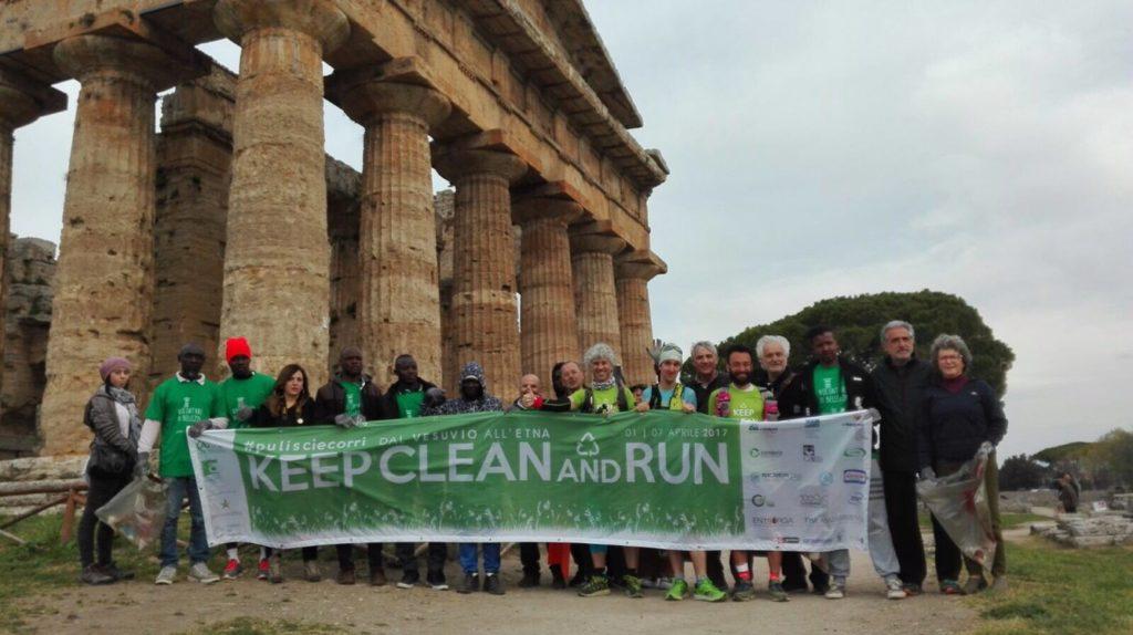 keep clean and run