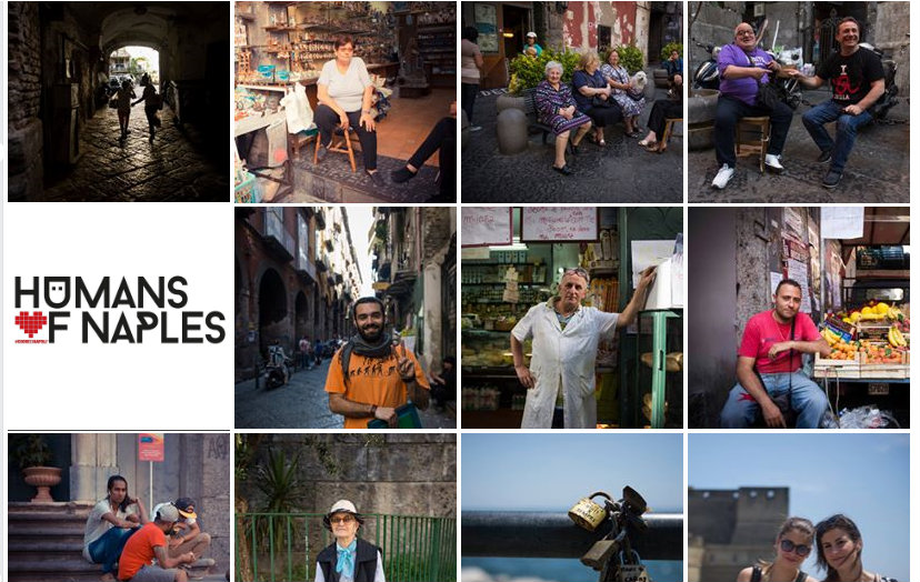 Humans of Naples, la vera anima di Napoli in un click
