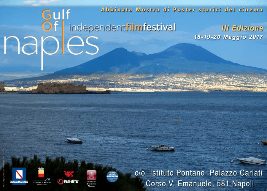 The Gulf Of Naples Indipendent Film Festival: una notte da Oscar in città