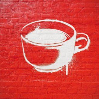 caffè street art