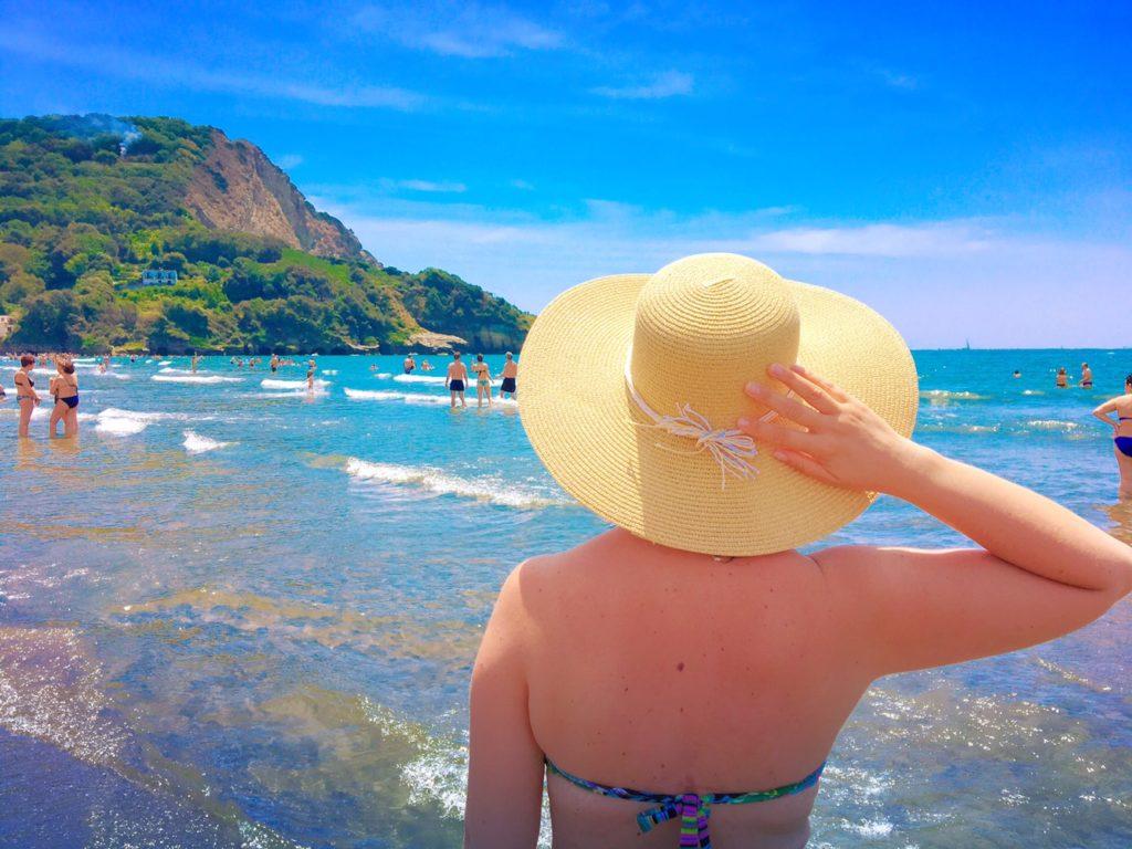 miseno spiaggia