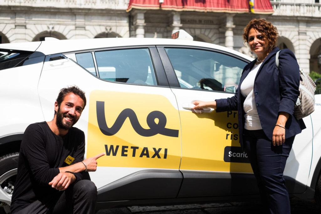 Wetaxi Torino, la rivoluzione dei trasporti è appena iniziata