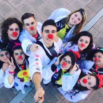 clown therapy noto i delfini di lucia