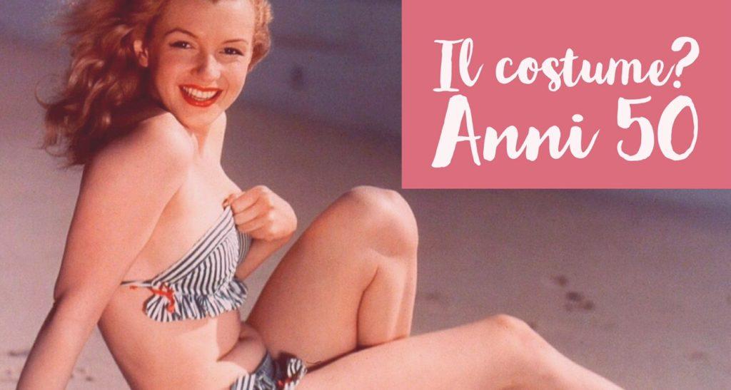 Costumi da bagno anni50 :trionfo bikini