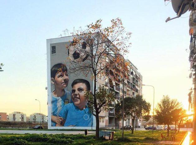 parco dei murales ponticelli