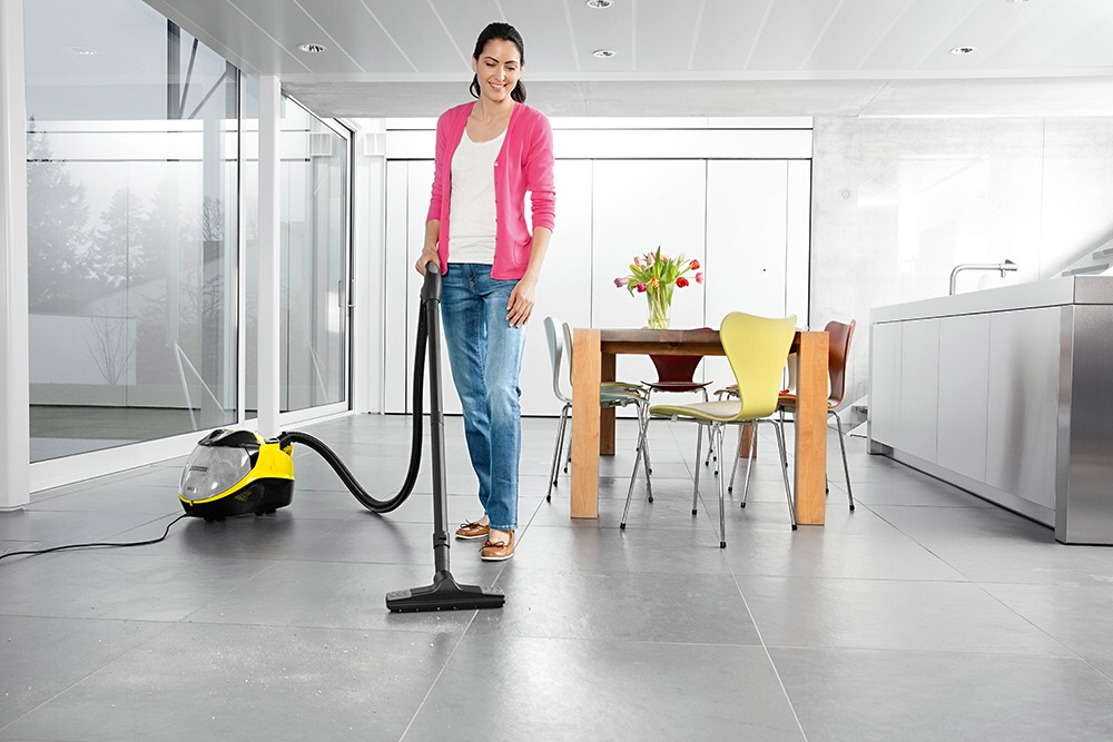 Pulire casa senza stress? Partecipa a Kärcher Home Cleaning