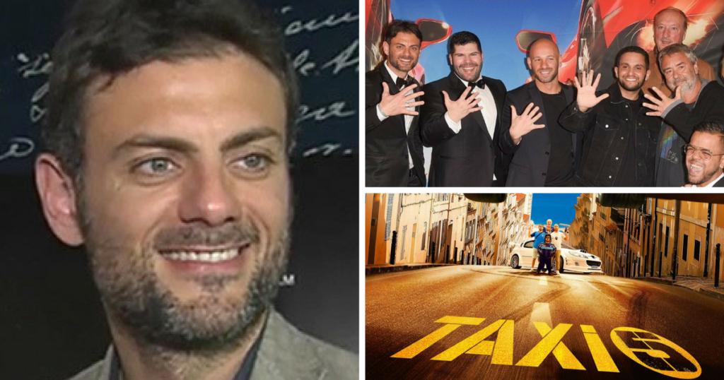 Fabrizio Nevola, Lupin partenopeo a tutto gas in Taxxi 5