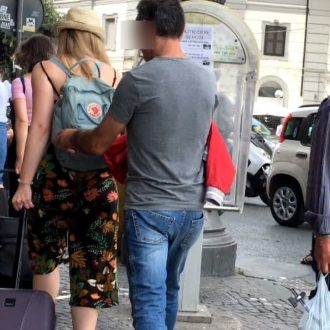 trombetta anti borseggiatori