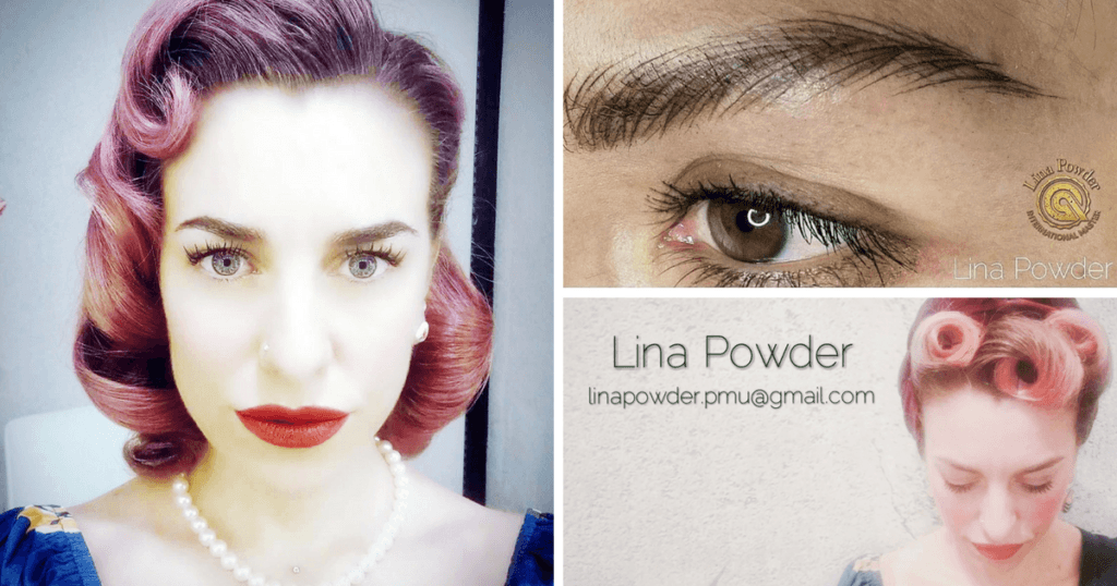 lina powder montanari