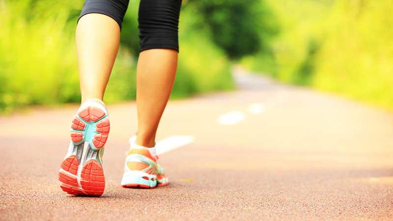 camminare benefici per salute