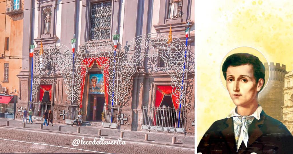 Napoli in festa: Nunzio Sulprizio finalmente santo