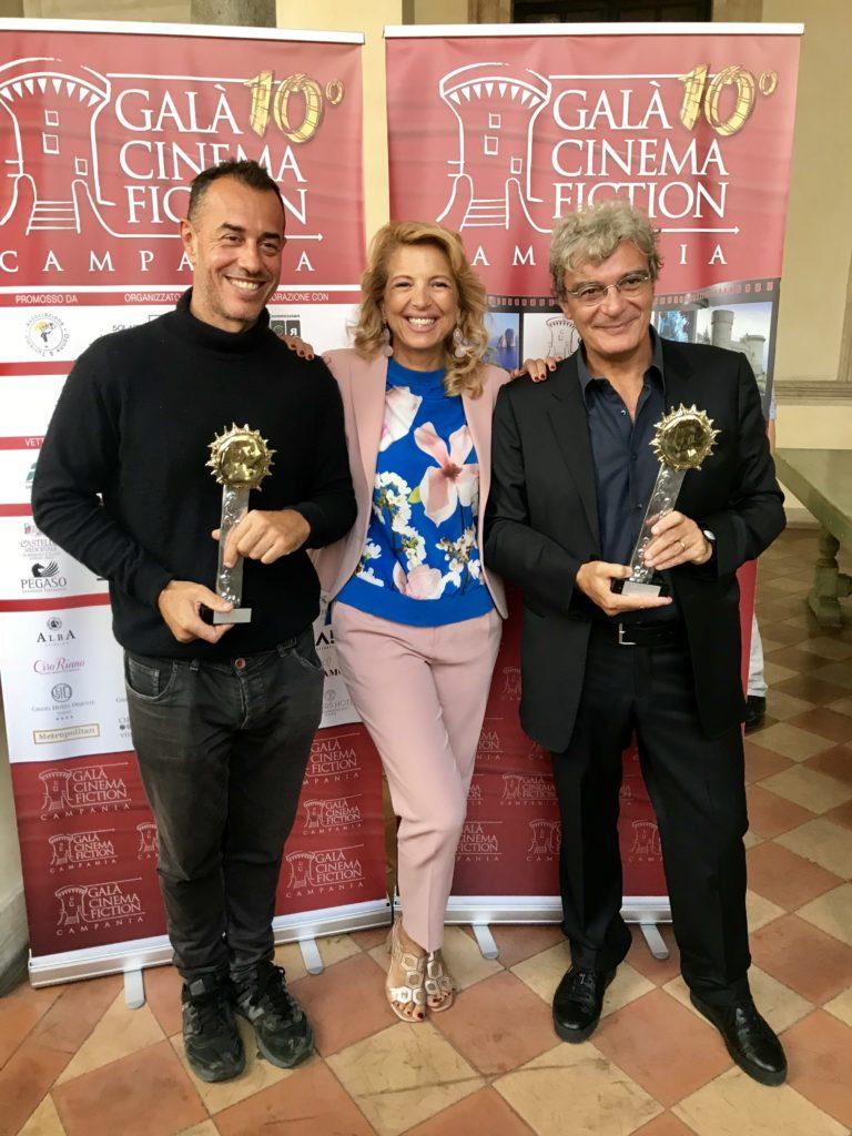 Gala Cinema e Fiction in Campania, premi per Garrone e Martone