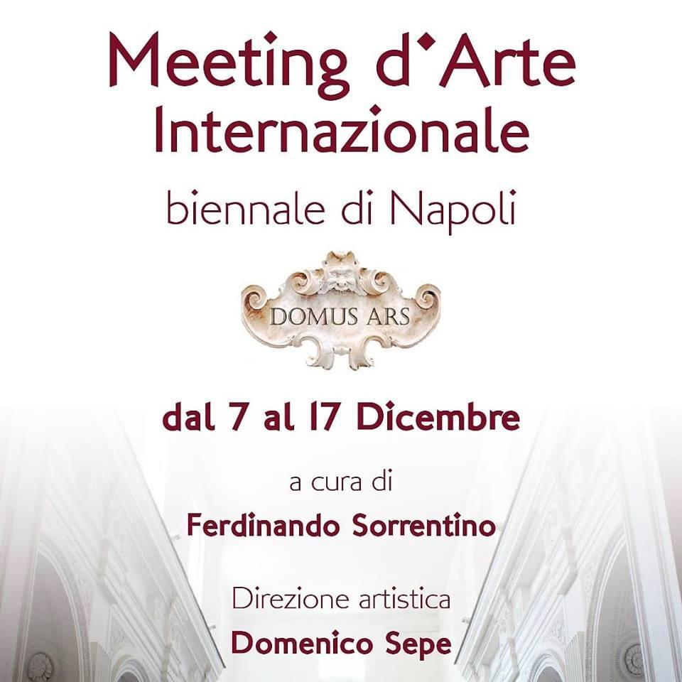 meeting d'arte biennale di napoli