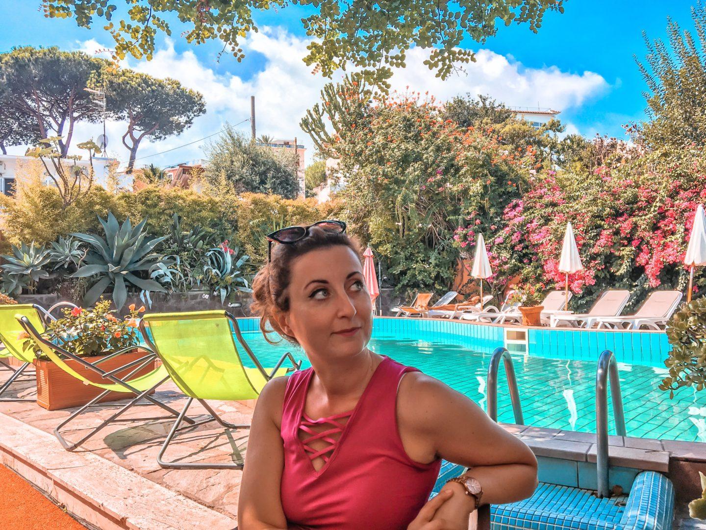 Ischia Ponte immagini di pace e relax