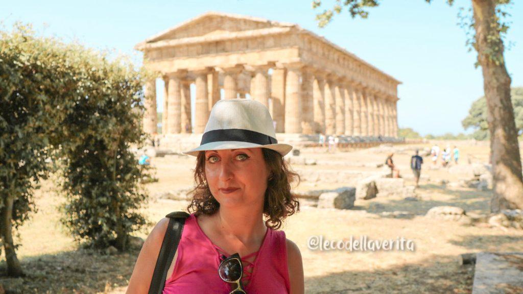 templi di paestum scavi