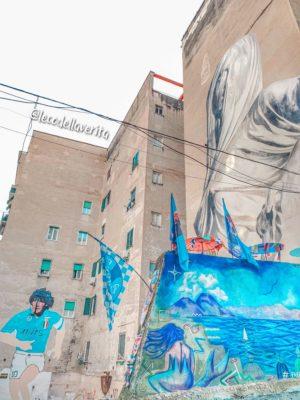 murales napoli maradona