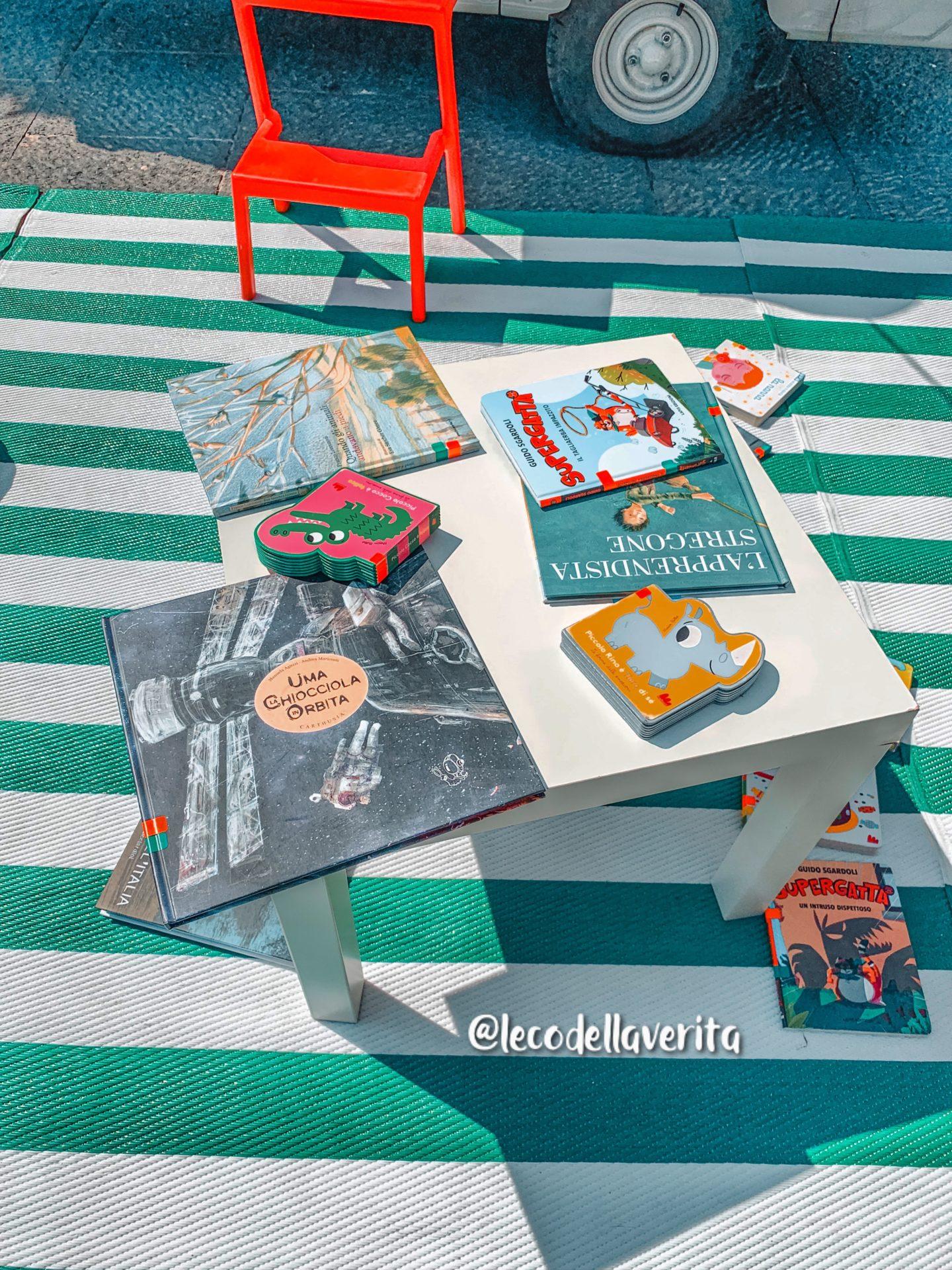Ecco BiblioAPE, tanti libri per bambini a Napoli