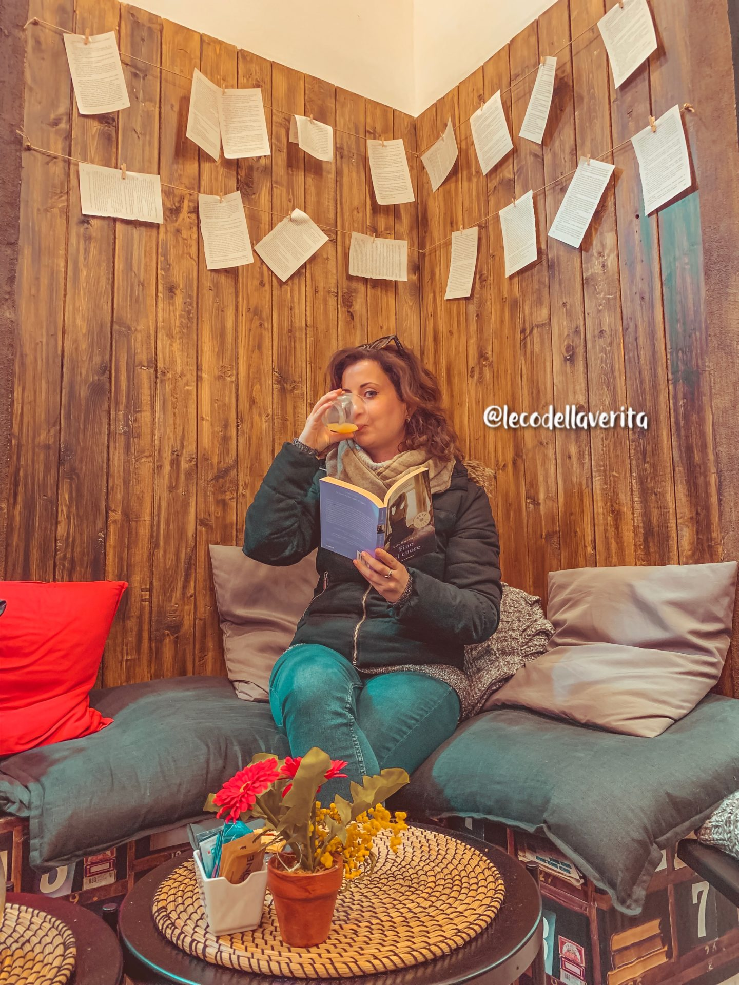 Il Book Bar sbarca a Napoli, l'avventura libraria di Anna e Andrea
