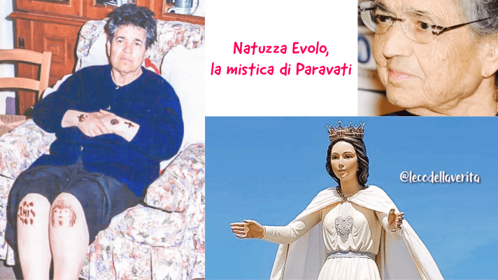 Natuzza Evolo presto beata la mistica di Paravati