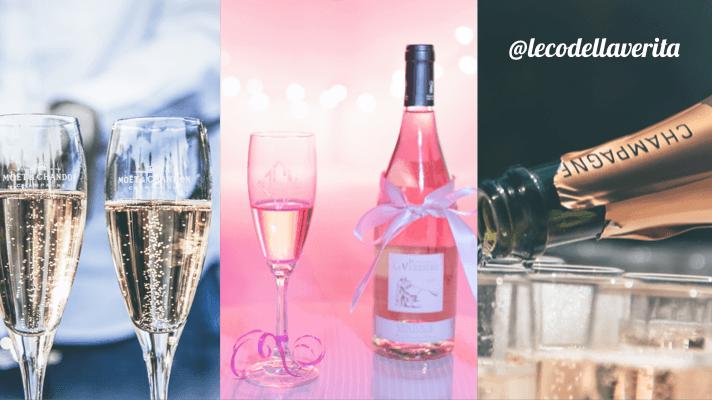 Modena Champagne in vetrina bollicine e spuma per tutti