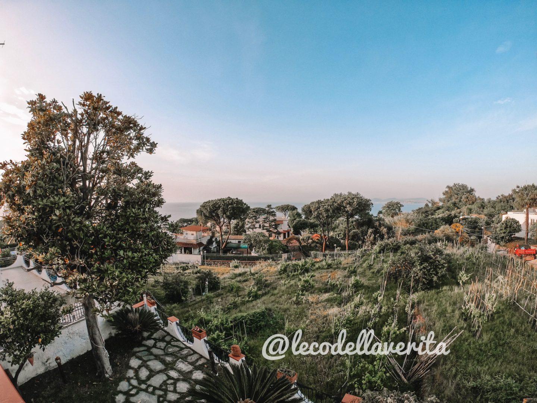 panorama da villa aracauria