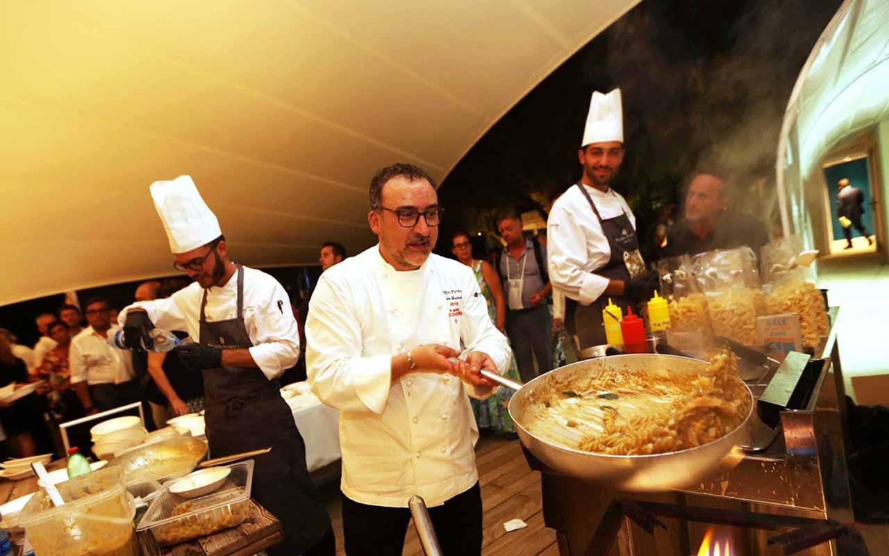 serata chef al Nabilah