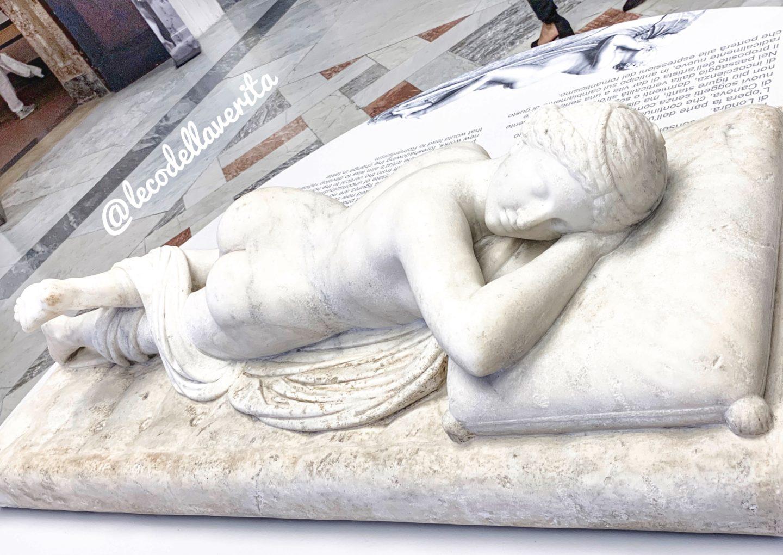 ninfa canova museo archeologico napoli