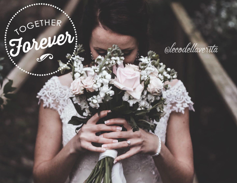 la testimone della sposa