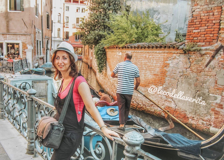 gondola veneziana valeria russo blogger