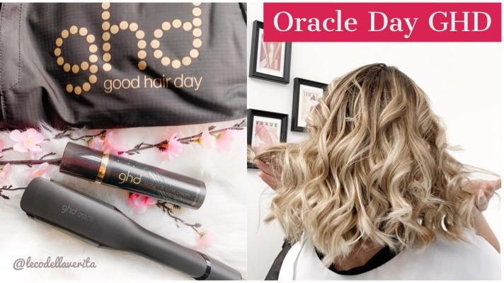 Oracle Day GHD Napoli, da Vogue i Parrucchieri miracoli di chioma