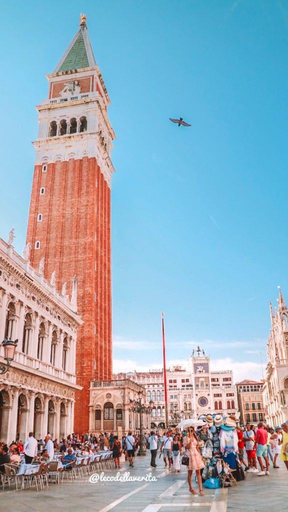 piazza san marco venezia film festival